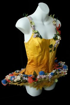 National Ballet of Canada - Summer Fairy costume from Cinderella (1967).