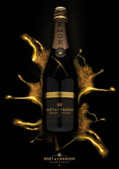 Moët & Chandon on Behance Wine Design, Label Design, Packaging Design, Champagne Brands, Dom Perignon, Veuve Clicquot, Moet Chandon, Bottle Labels, Getting Old