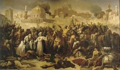 On July 15, 1099, one of the most heinous and barbarous war crimes in the long bloody history of the human race occurred on the soil of perhaps the most contested place on planet Earth: Jerusalem. The Christian crusaders proceeded to slaughter thousands of Jews and Muslims within the walls of Jerusalem in cold blood, possibly killing as many as 10,000 innocent people.