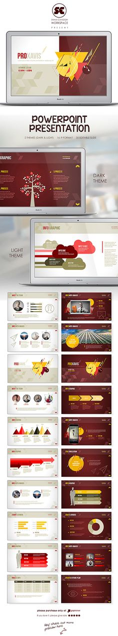 Creative Powerpoint Template  Templates Creative And Creative