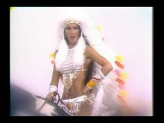 Cher - Half Breed [HQ]
