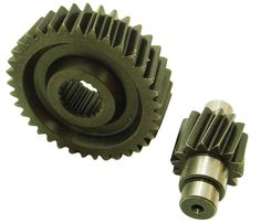 Very nice quality or gear wheel by NCY for the engine.