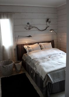 Simple and clean bedroom