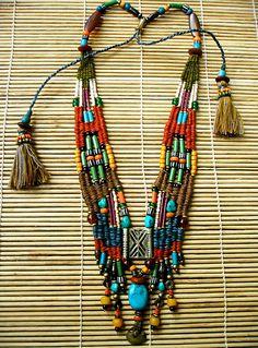 ~ Ethnic Jewelry.....My Tribe ~ | Aow Dusdee | Flickr