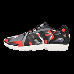 ADIDAS ZX FLUX 'MACRO PRISM' now available at Foot Locker