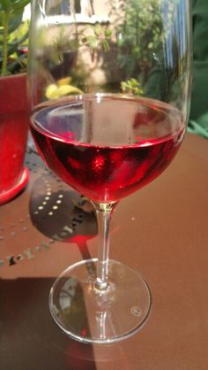 Peju Syrah Rose' is like summer in your glass!