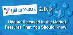 #Yii 2.0.0 Update Released in the Market – Features That You Should Know #developer #php #programmer