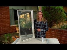 Cheap and easy way to create an antique mirror look. Using picture frame with glass, looking glass spray paint, and vinegar water