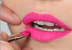 Pink lips!!!