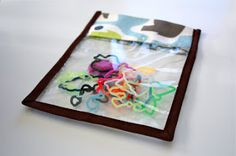 Zaaberry: Toy Bag Tutorial