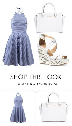 """""""like and comment please ❤"""" by lakesheia ❤ liked on Polyvore featuring Michael Kors and MICHAEL Michael Kors"""