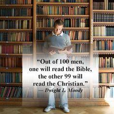 Christenen lezen