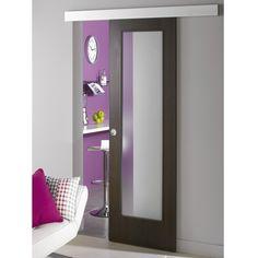 porte coulissante bois magasin de bricolage brico d p t de amiens petite salle de bain. Black Bedroom Furniture Sets. Home Design Ideas