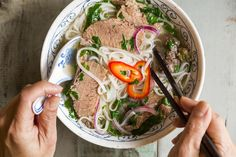 Pressure Cooker Beef Pho Recipe - NYT Cooking