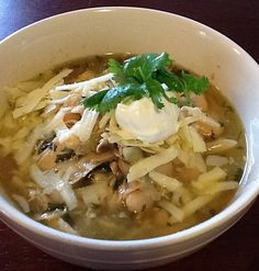 Easy White Chicken Chili