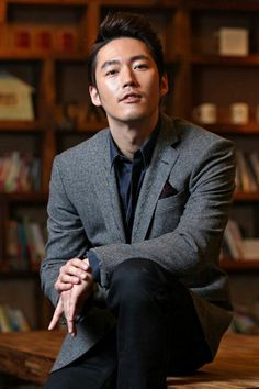 Jang Hyuk on Check it out! Jason Lee Scott, Busan, Fated To Love You, Jun Ji Hyun, Jang Hyuk, Song Hye Kyo, Beastie Boys, Daesung, New Actors