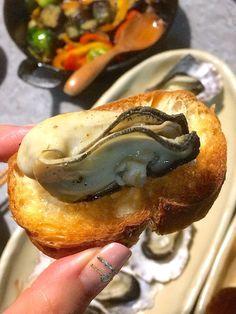 今が食べどき!旬の牡蠣でオイスター三昧!牡蠣を楽しむ33のメニュー!! | SnapDish[スナップディッシュ]