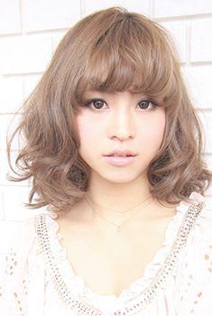 春のヘアスタイルバトル!ファンシーミディアムボブ salon:allys hair shinsaibashi OPA  stylist:仁上 侑亮