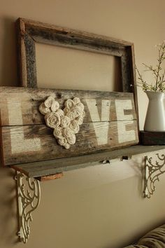 Gorgeous Country Style Valentine Decoration Ideas 48