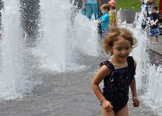 Summer in DC with kids