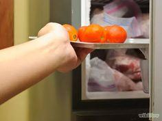 Congelare i pomodori