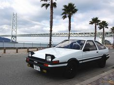 I personally think it's quite an overrated car, but a lot of people do like them, so I guess I'll put it in.  Toyota Sprinter Trueno