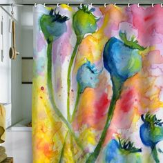 Shower Curtain Poppy Pods (by DENY Designs) by DENY Designs, http://www.amazon.com/dp/B008AJL9QC/ref=cm_sw_r_pi_dp_.0EAqb01J2BAG