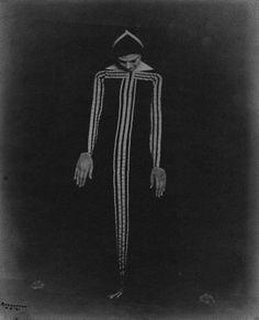"madivinecomedie:Ben Magid Rabinovitch Ben Magid Rabinovitch. Tamaris in ""dirge"" 1931Via liveauctioneers"