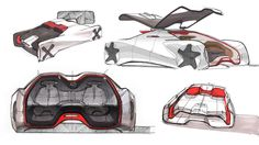 ru - The main resource of the vehicle design. Id Design, Design Cars, Exterior Rendering, Sketching Techniques, Industrial Design Sketch, Copic Sketch, Car Design Sketch, Sketch Markers, Hand Sketch