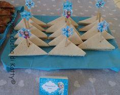 La buona cucina di Katty: Frozen sweet table - Party di Frozen