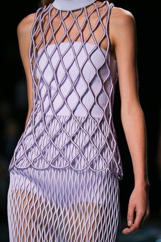 Balenciaga Spring 2015 Ready-to-Wear - Collection - Gallery - Style.com #fashion #runway #details