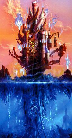 Kingdom Hearts - Hollow Bastion