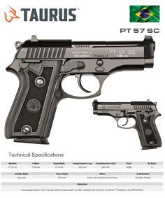 Taurus - PT 57 SC