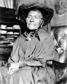 Espiritu Chijulla Leonis, circa 1900. Espiritu was married to Miguel Leonis. Their wedding gift from Espiritu's family included 1100 acres of land in Calabasas as well as cattle, sheep and horses. Espiritu lived at Leonis Adobe until her death in 1906 and was buried at the San Fernando Mission.  	Leonis Adobe Museum and Plummer House. San Fernando Valley History Digital Library.