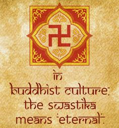 Buddhist Swastika Symbol Meaning