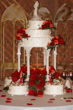 Beautiful Y Wedding Cake Toppers Big 50th Wedding Anniversary Cake Ideas Square Alternative Wedding Cakes Funny Cake Toppers Wedding Old Wedding Cake With Red Roses BrightLas Vegas Wedding Cakes Huge Wedding Cakes | Wedding Cakes With Fountain   Best Of Cake ..