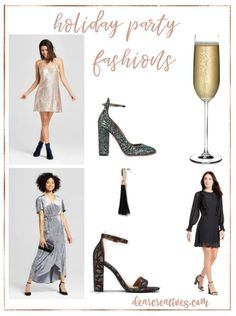Do you enjoy dressing up? If you are entertaining, or heading out to parties, or a dance, you may need a few new holiday party dresses. Must see high/low Party Fashion, Style Fashion, Womens Fashion, Holiday Party Dresses, Holiday Parties, Fashion Boards, High Low, Dress Up, Entertaining