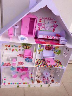 Un sueño hecho realidad para las niñas! Regalos de Navidad a pedido!