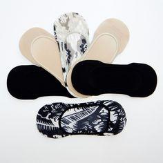 Tommy Bahama Ladies Low-Cut Liner Sock - 6 Pair