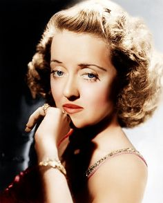 All This, And Heaven Too, Bette Davis Photograph
