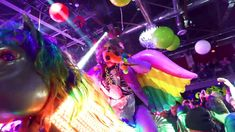 """The Flaming Lips my Bb hit replay on this song 6 timez while I was painting last night.. his  interpretative dance was priceless""""There Should Be Unicorns"""" Live Video"""