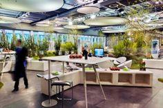 Bureaux de Think Garden à Milan