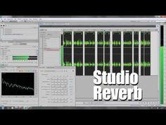 Studio Reverb Effekt Hörbeispiel Adobe Audition Sprachaufnahme