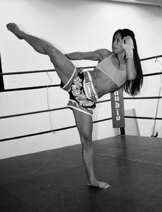 Take Muay Thai lessons.