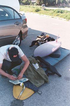surfer chores