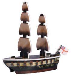 "PotSM 051 - English ship ""HMS Gallowglass"""