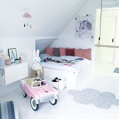 Alba violas værelse 💕 #kidsroom #albaviolasværelse #barnerom #kids #madeinnepaldk #annelindedk