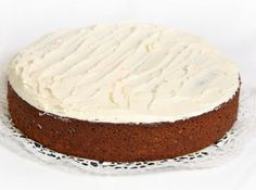 Carrot cake recipe Excellent carrot cake recipe, and even the preparation is very simple. cane sugar (or ml. Vanilla Sugar, Vanilla Cake, Hungarian Recipes, Baking Tins, Food Cakes, Your Recipe, Carrot Cake, Food Print, Food To Make