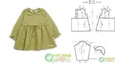 Игрушки | Куклы | Кукольная Мастерская | VK Baby Girl Dress Patterns, Baby Dress Design, Kids Clothes Patterns, Sewing Patterns For Kids, Clothing Patterns, Baby Outfits, Kids Outfits, Sewing Baby Clothes, Baby Sewing