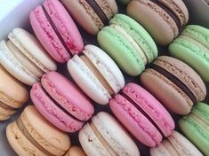 Macaroons, Convenience Store, Cheesecake, Baking, Pizza, Cupcakes, Blog, Drink, Macaroni Pasta